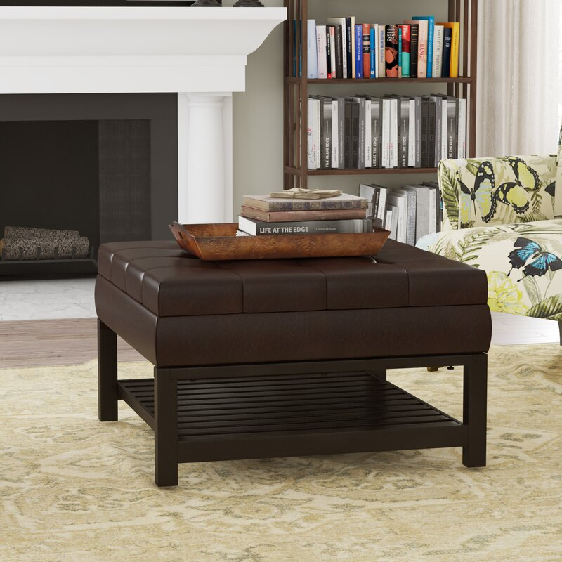Perfect Dillonvale Storage Ottoman