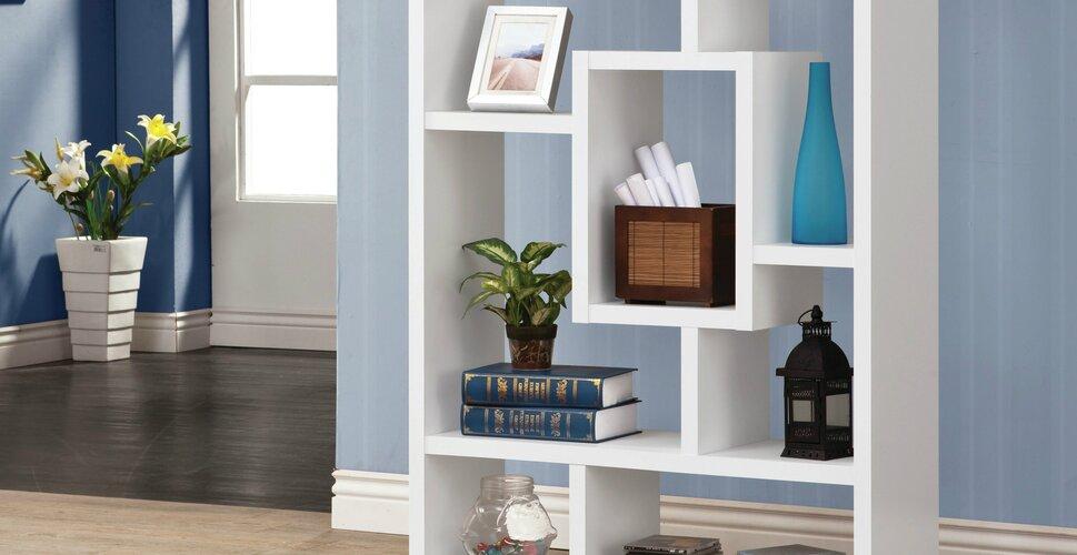 bookcases & bookshelves you'll love | wayfair