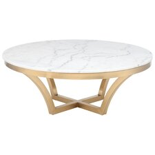 Aurora Coffee Table by Nuevo