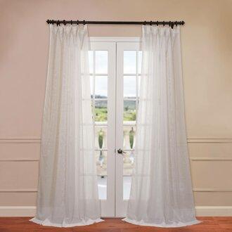 Curtains Ideas curtain panel styles : Curtain Style Guide | Wayfair