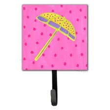 Beach Umbrella Leash Holder and Wall Hook by Caroline's Treasures