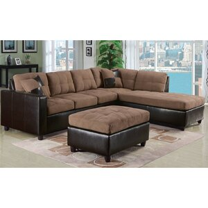 Candy Reversible Sectional by A&J Homes Studio