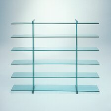 Teso 78 Accent Shelves Bookcase by FontanaArte