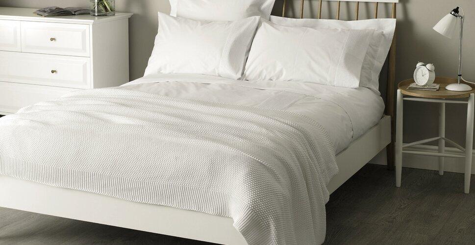 Pure White Sheet Sets. Bedding Sets   Bedspreads You ll Love   Wayfair