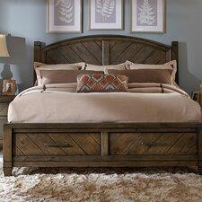 Mazie Storage Panel Bed by Laurel Foundry Modern Farmhouse