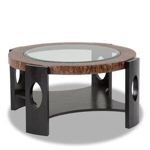 Montecristo Round Coffee Table by Michael Amini (AICO)