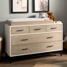 myRoom 5 Drawers Dresser by SmartStuff Furniture
