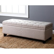 Rose Tufted Double Storage Ottoman by Red Barrel Studio