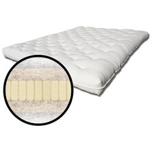 Serenity 9 Firm Latex Mattress by The Futon Shop