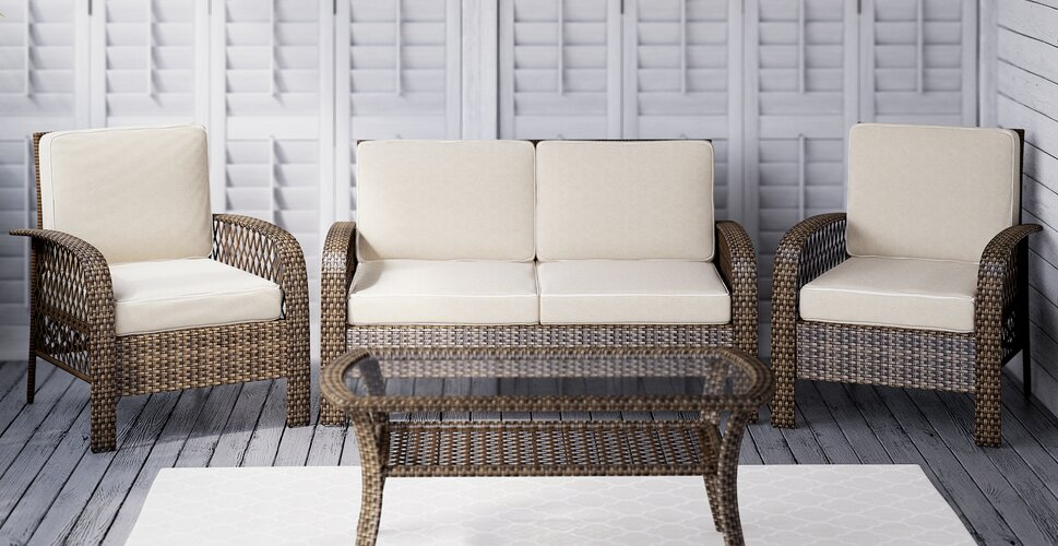 Quick Ship Outdoor Seating. Shop Sale Now