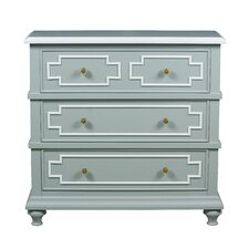 Markham 3 Drawer Chest by One Allium Way