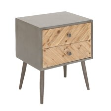 2 Drawer Accent Cabinet by Cole & Grey