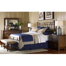 Finnegan Panel Customizable Bedroom Set by Three Posts