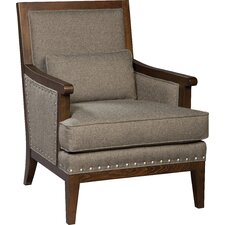 wood Framed Armchair by Fairfield Chair