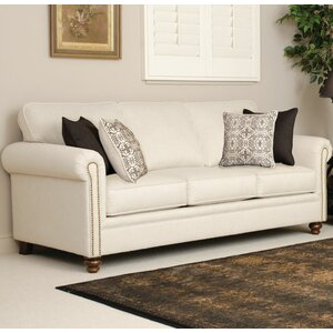 Serta Upholstery Caroll Sofa by Three Posts