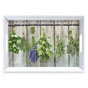 Herbs Serving Tray