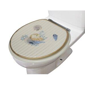 Spa Decorative Round Toilet Seat Daniels Bath