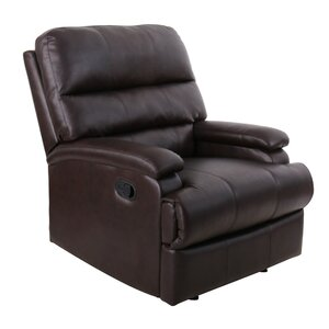 Haggerty Recliner by Alcott Hill