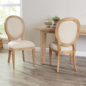 Lamoreaux Side Chair (Set of 2) by One Allium Way