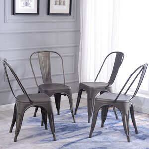 Kempson Side Chair (Set of 4) by Williston Forge