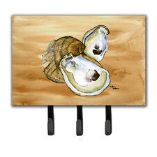 Oyster Leash and Key Holder by Caroline's Treasures