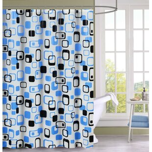 Great Price Anette Shower Curtain Set By Latitude Run