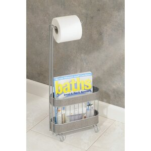 twillo toilet paper holder with magzine rack