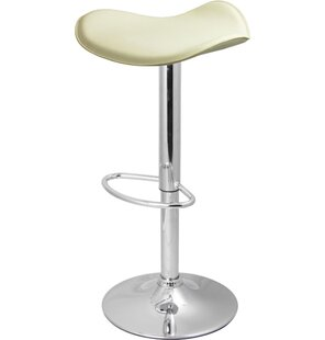 Bartsch Swivel Adjustable Bar Stool By Metro Lane