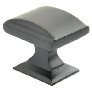 Beveled Rectangle Knob
