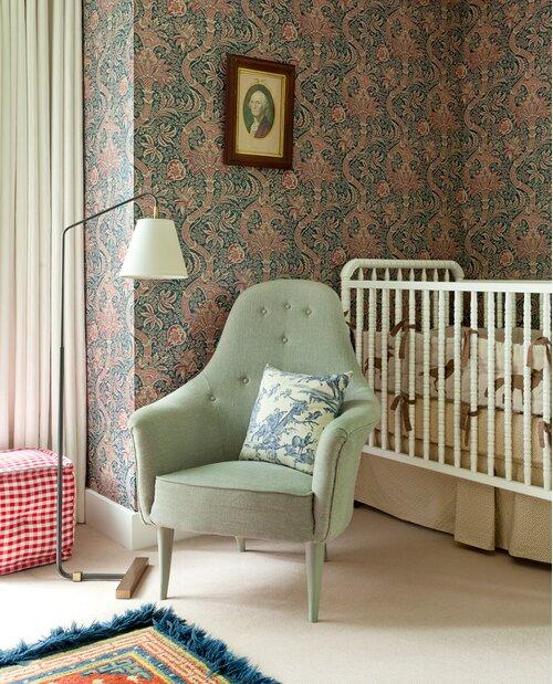 Shop this Room - Modern Farmhouse Nursery Design
