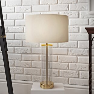 Lessina 57cm Table Lamp by Endon Lighting