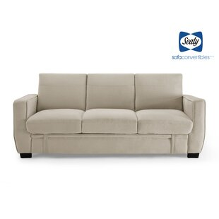 Best Deals Perris Sofa by Sealy Sofa Convertibles Reviews (2019) & Buyer's Guide