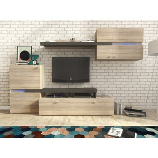 Scanlan Entertainment Unit For TVs Up To 50