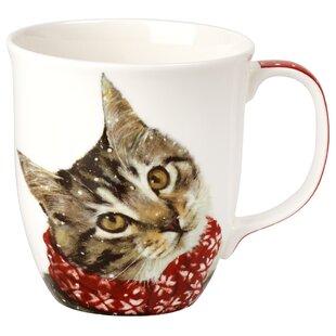 Kitty Bone China Mug