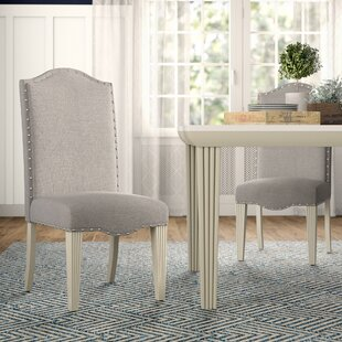 Calila Upholstered Dining Chair (Set of 2) by Birch Lane™ Heritage