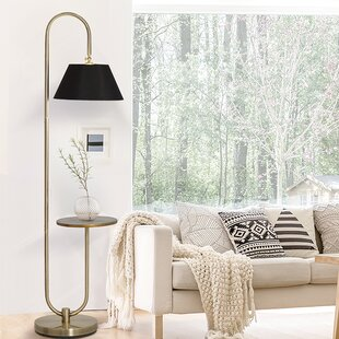 Lafever 73 Arched Floor Lamp