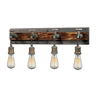 Searching for Aguiar 4-Light Wall Sconce By 17 Stories