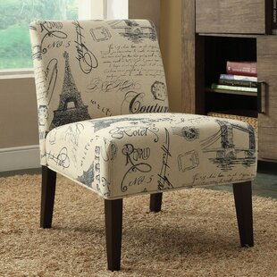 Bay Isle Home Stancil Slipper Chair