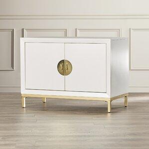 Roush 2 Door Cabinet by Willa Arlo Interiors