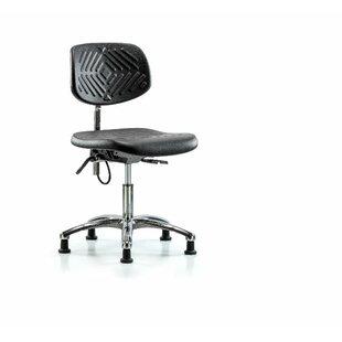 Symple Stuff Blanca Desk Height Office Ch..