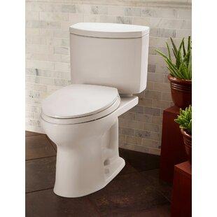 Toto Drake 1.0 GPF Elongated Two-Piece Toilet