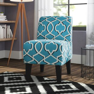Veliz Upholstery Pearle Slipper Chair by Simmons Upholstery by Zipcode Design