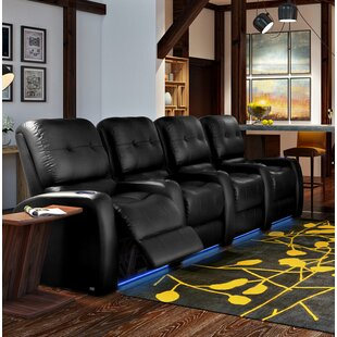 Home Theater Row Seating (Row of 4)