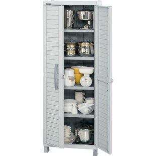 72 H x 25.6 W x 18 D Storage Cabinet by RIMAX