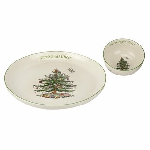 Christmas Tree Chip and Dip Platter