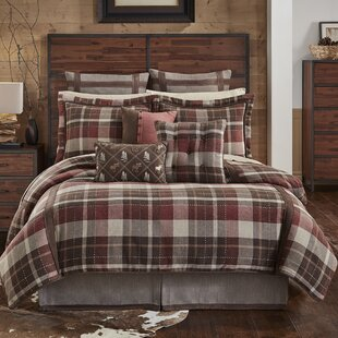 Croscill Home Fashions Kent 4 Piece Reversible Comforter Set