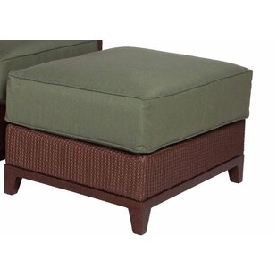 Acacia Home and Garden Aberdeen Ottoman w..