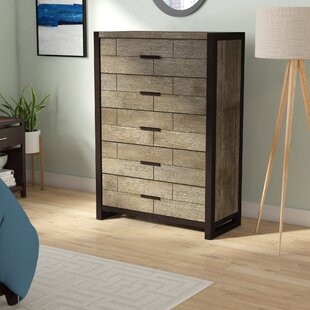 Riverdale 5 Drawer Chest by Wade Logan