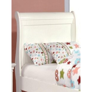 Sanger Sleigh Bed by Harriet Bee