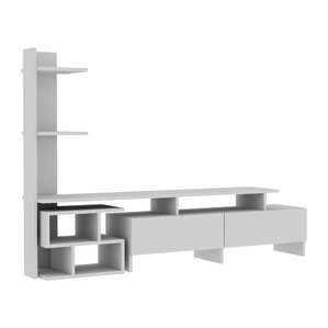 Price comparison Ebern Designs Caley 65 TV Stand with End Table